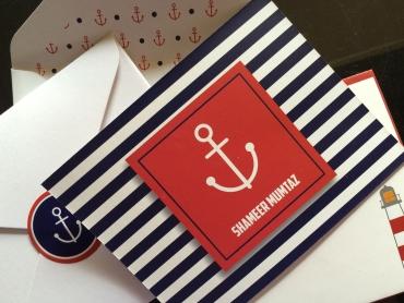 A Sailors Dream-A2 Cards