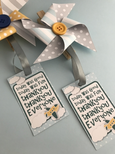 Airplane tags