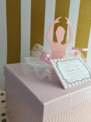 Ballerina Box