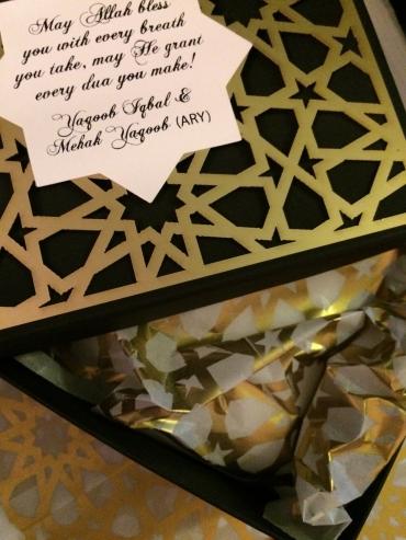 Black Umrah Box
