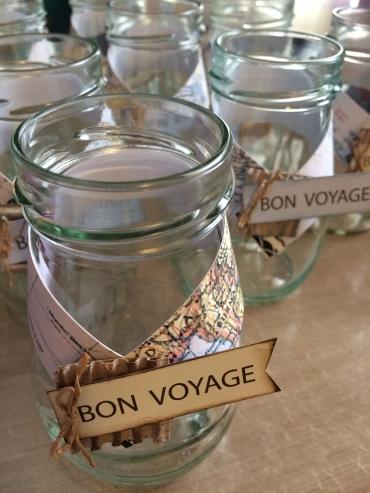 Bon Voyage glasses