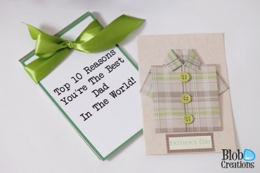 Fathers Day Basket cards
