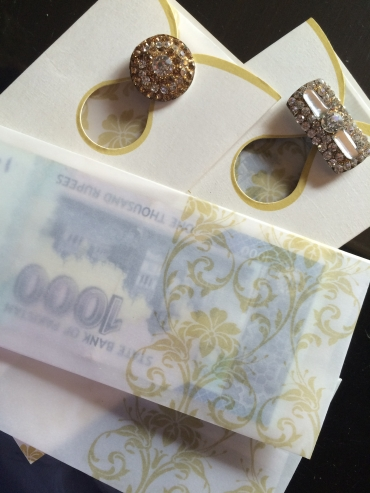 Gift Money Envelope Set