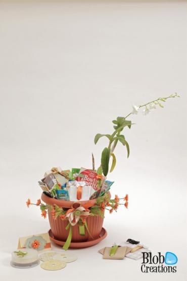 Grandfathers gift basket