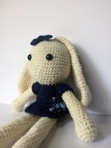Momo the bunny