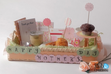 Mothers Day- Breafast in bed tray