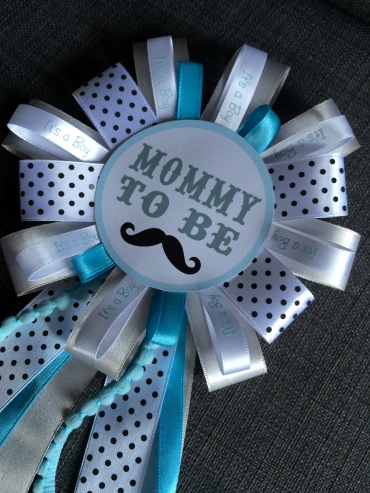Mummy To Be Pin details