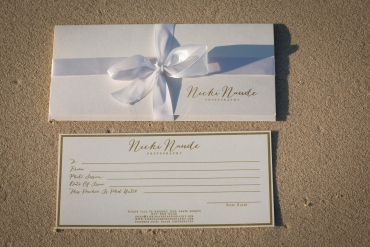 Nicki Naude Gift Vouchers