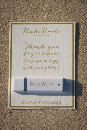 Nicki Naude USB