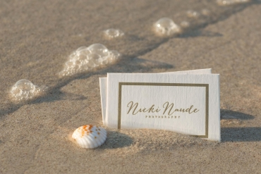 Nicki Naude visting card