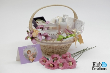 Pamper your self basket