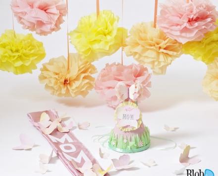 Pastel Dreams Baby Shower
