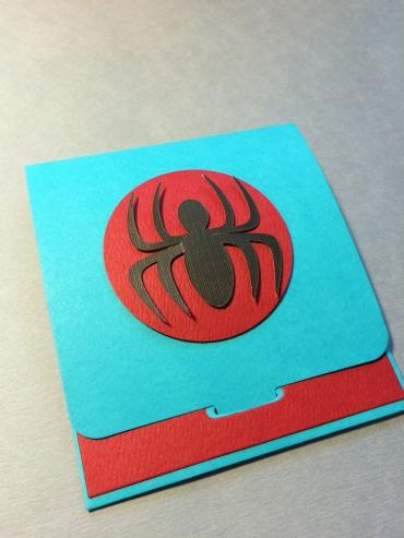 Spiderman Envelope