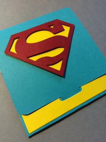 Superman Envelope