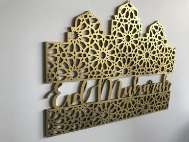 Wall Hanging Eid Mubarak