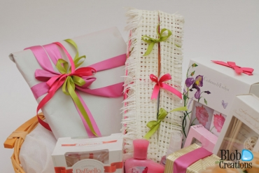 Wedding Gift Basket details