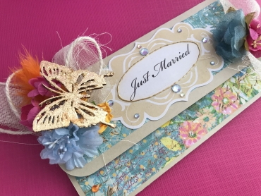 Wedding Money envelope 3