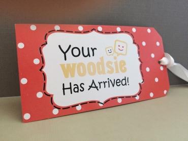 Woodsie Tags