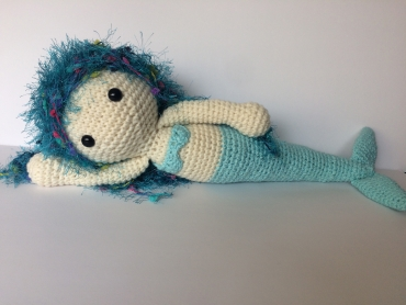 Zervia the mermaid
